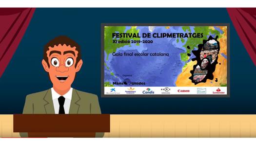 Gala escolar catalana Festival de Clipmetratges 2020