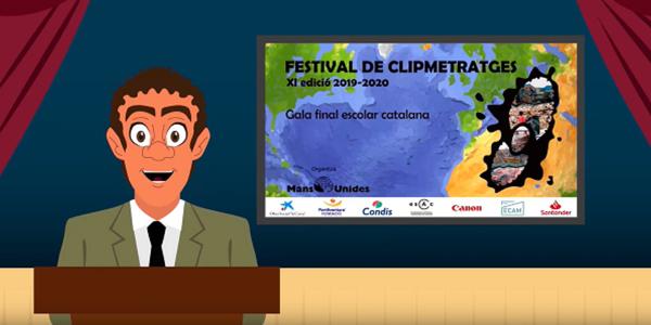 Foto Gala Escolar Catalana Clipmetratges 2020